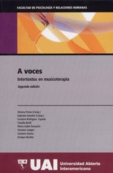 A voces : intertextos en Musicoterapia